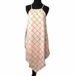 Eclair handkerchief Asymmetrical hemline dress